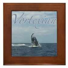 Vortexian Framed Tile