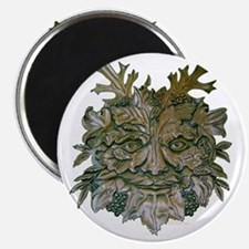 Greenman Carving Magnet