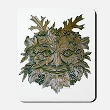 Greenman Carving Mousepad