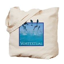 Simply Vortextual Tote Bag