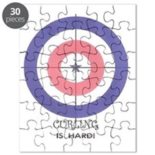 curling is hard Puzzle