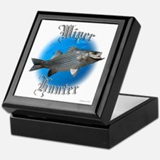 wiper fishing Keepsake Box