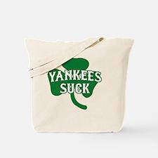 2-Yankees Suck St Patricks Day 2 Tote Bag