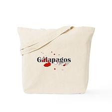 Galapagos Diver Tote Bag