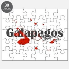 Galapagos Diver Puzzle