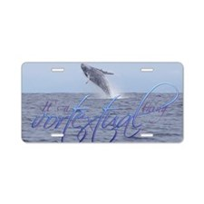 Its a Vortexual Thing Aluminum License Plate