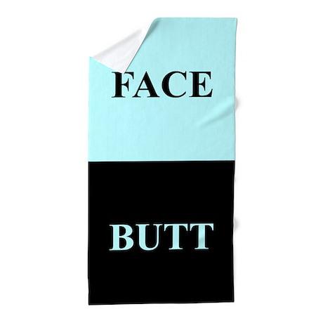 Butt Face Towels 27