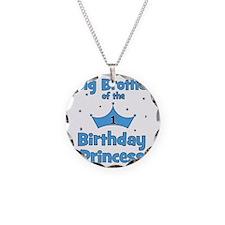 ofthebirthdayprincess_bigbro Necklace Circle Charm