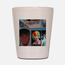 2-superjewtv1 logo Shot Glass