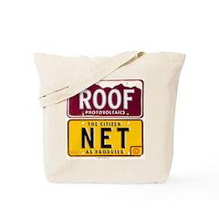 Roof Net Tote Bag