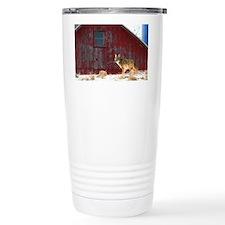 coyote barn Travel Mug