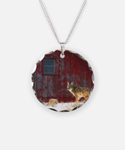coyote barn Necklace