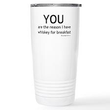 whiskey_red Travel Mug