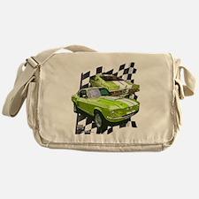 2-67gt500greenKR Messenger Bag