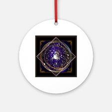 elements-spirit-card Round Ornament