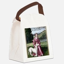 Muriel and Roland79 Canvas Lunch Bag