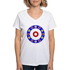 Curling Clock Shirt