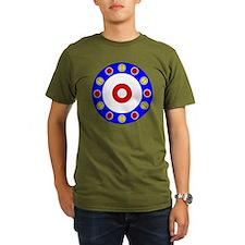 Curling Clock T-Shirt