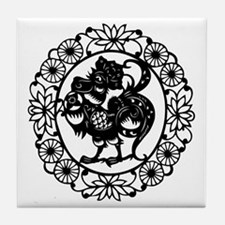 RoosterB1 Tile Coaster