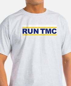 RUN TMC Ash Grey T-Shirt