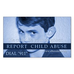 Report Rectangle Decal