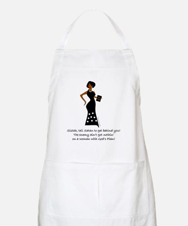 SISTAH WITH PLAN Apron