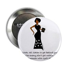 """SISTAH WITH PLAN 2.25"""" Button"""