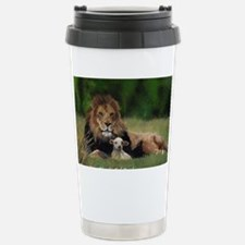 You Are Never Alone Travel Mug