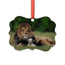 You Are Never Alone Ornament