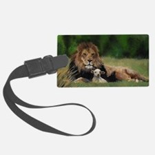 You Are Never Alone Luggage Tag