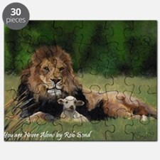 You Are Never Alone Puzzle