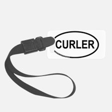curler Luggage Tag