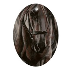 morgrey Oval Ornament