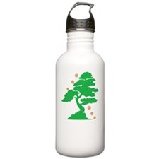 tree2 Water Bottle