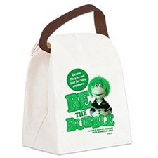 Germs-not just for kids Canvas Lunch Bag