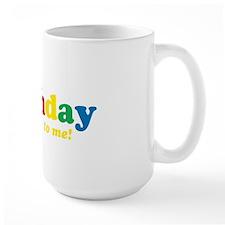 happybirthdayblack Mug