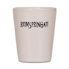 rumspringa Shot Glass