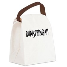 rumspringa Canvas Lunch Bag