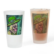 stpaddysdaywheaten Drinking Glass