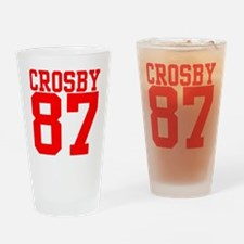 crosby2.gif Drinking Glass