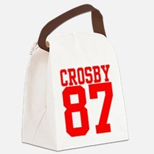 crosby2.gif Canvas Lunch Bag