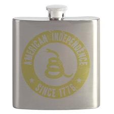 AIYellowSnake Flask