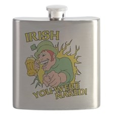 irish_you-were-naked Flask