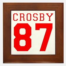 2-crosby.gif Framed Tile
