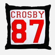 2-crosby.gif Throw Pillow