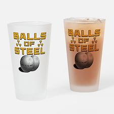 Hail Drinking Glass