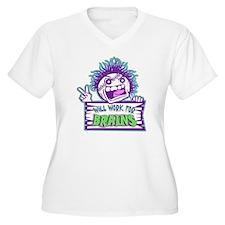 Zombie WORK T-Shirt