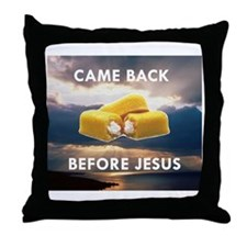 Sweet Salvation Throw Pillow