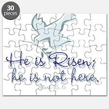 he_is_risen_dove10cir Puzzle