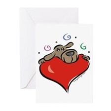 Dog Lover Greeting Cards (Pk of 10)
